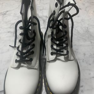 Dr. Martens 1460 White Smooth - new, never worn